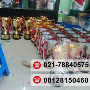 Vendor Plakat Timah CUP