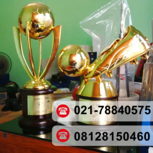 Workshop Plakat Timah, Trophy Timah